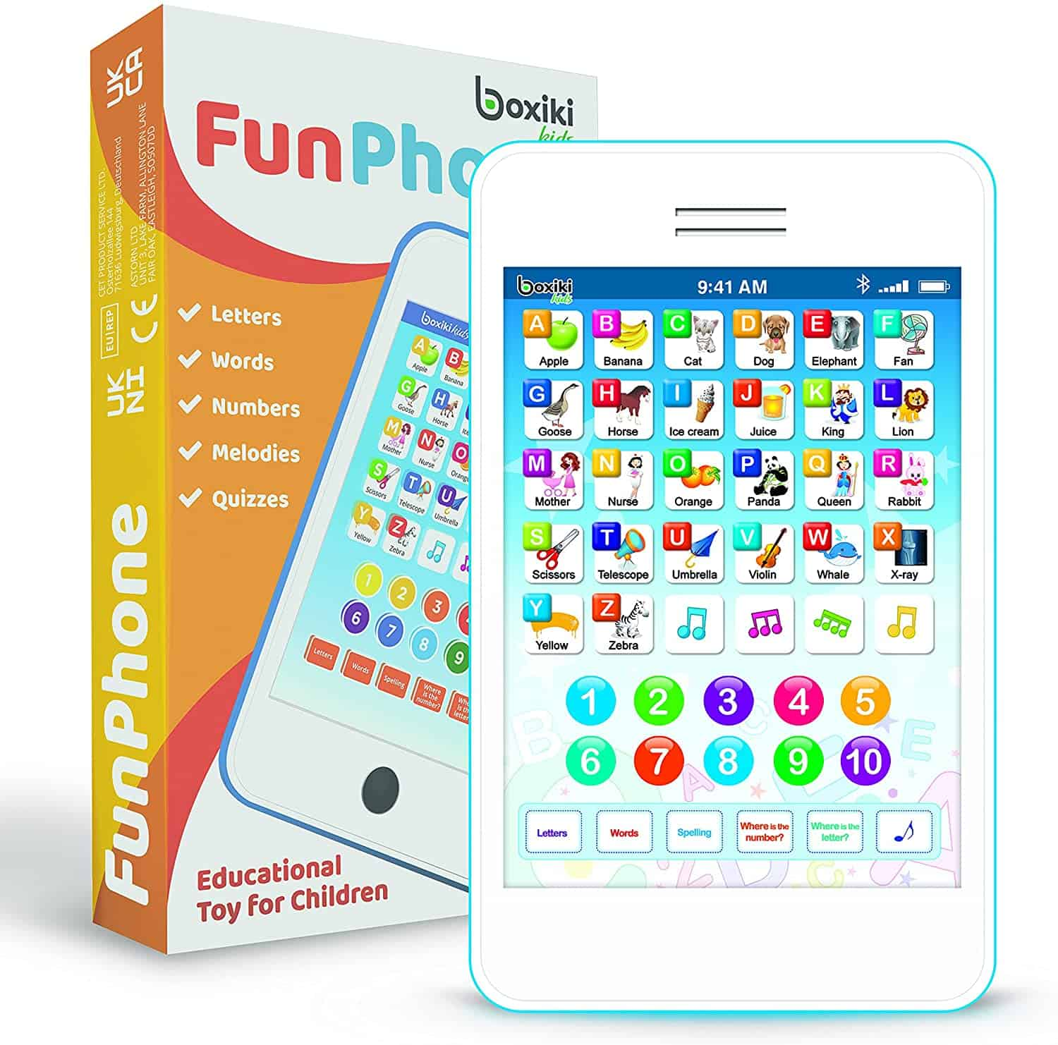 Best tablet for toddlers: Boxiki kids