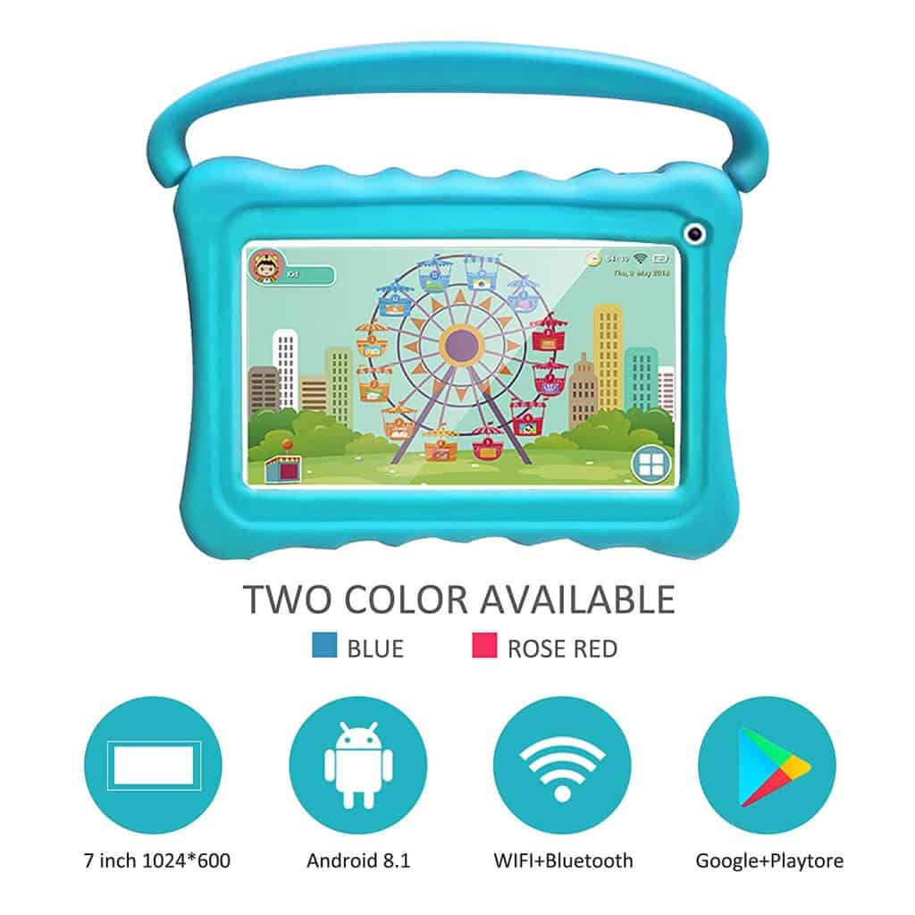 Best tablet for toddlers with wifi UJoyfeel