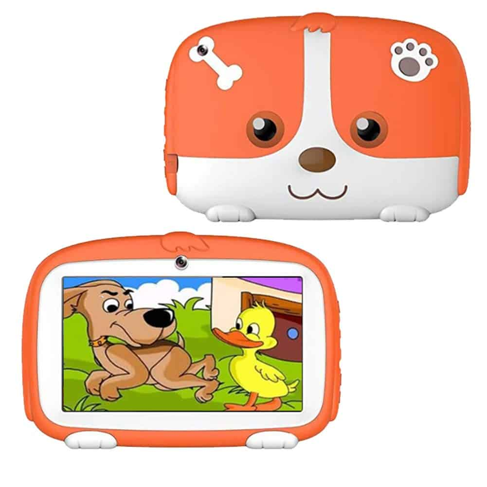 Longou 7 inch cheap tablet for kids with wifi