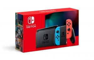 Best for gaming nintendo switch