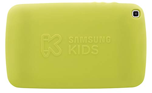 Kids friendly sleeve on the galaxy tab