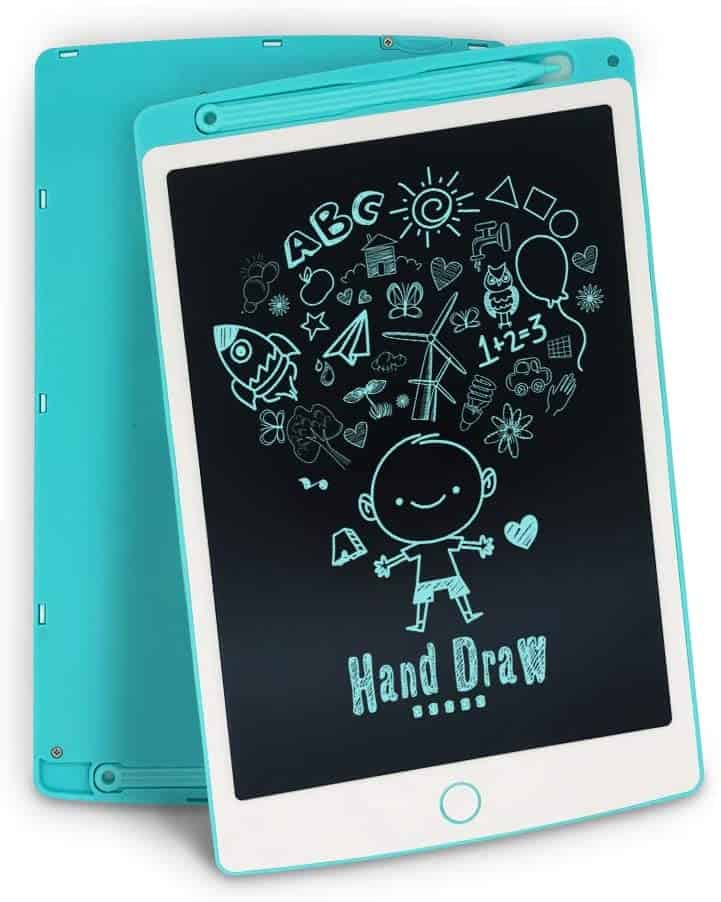 Best Small LCD Drawing Tablet: Richgv (Ages 2-12)